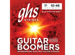 GHS Boomers .010-.046 Nickel Roundwound Light