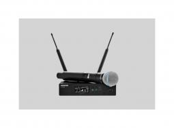 SHURE QLXD24/B58 Funksystem