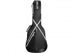 RITTER Perf-8 Classic 4/4 Bag  Black White