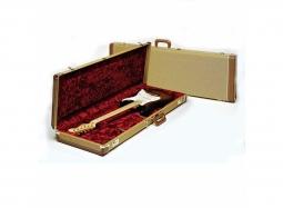 Fender G&G Deluxe Tweed Hardshell Case Stratocaster Telecaster
