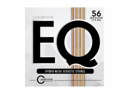 Cleartone EQ Strings – Medium 13-56