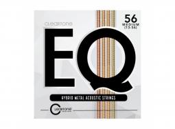 Cleartone EQ Strings – Medium 13-56