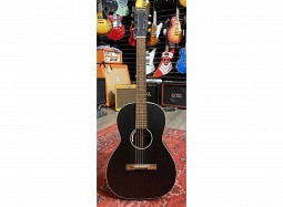 MARTIN OO17S-BS black smoke LR Baggs Anthem