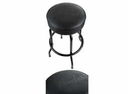 "FENDER Bar Stool 30"" Fender Blackout Barstool"
