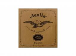 Aquila 4U - New Nylgut Ukulele String Set, Soprano, high-G