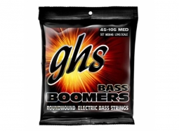 GHS El. Bass Boomers .045 -.105 Plus Medium Long Scale M3045