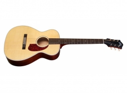 Guild Bundle M-40E Troubadour Natural Fichte-Mahagoni