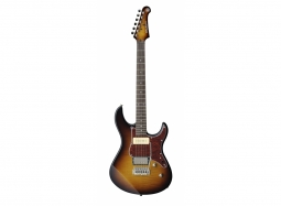 Yamaha Bundle Pacifica 611VFM Tobacco Sunburst