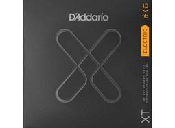 Daddario XT Nickel Plated 10-46 Regular Light
