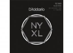 DADDARIO NY XL 1260 Nickel Round Wound .012-.060