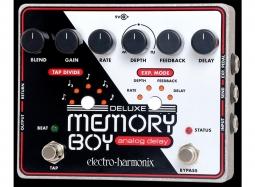 ELECTRO HARMONIX Deluxe Memory Boy Analog Delay