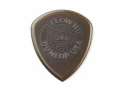Dunlop Picks FLOW Standard Grip 2.0mm (Pack of 24)