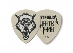 Dunlop HETFIELD'S White Fang 1.0mm Bag of 24
