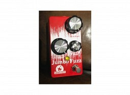 Greuter Jumbo Fuzz V2 White on Red