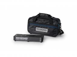 RockBoard DUO 2.0, Pedalboard with Gig Bag