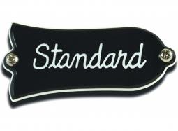 GIBSON Truss Rod Cover Standard Black