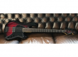 Sandberg Electra II M 4-String redburst