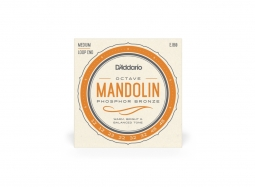 Daddario EJ80 Octave Mandolin Set Phosphor Bronze Wound