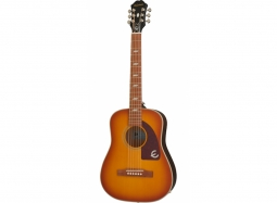 Epiphone Bundle Lil' Tex Travel Outfit - Faded Cherry