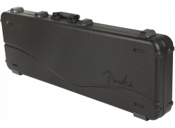 Fender Deluxe Molded Bass Case Black
