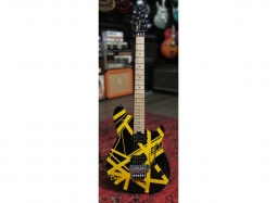 EVH Bundle Wolfgang Special  yellow striped Occasion
