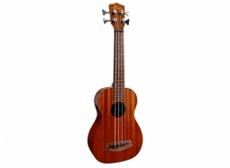 LEHO ALU-BASS Ukulelen Bass inkl. Tasche