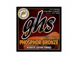 GHS Thin Core Phosphor Bronze TCB-XL