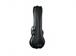 Rockcase ABS Premium SC-Style Guitar Black 10504