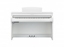 YAMAHA CLP-745 Digitalpiano White