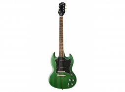 EPIPHONE Bundle SG Classic Worn P-90 Inverness Green