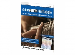 Guitar Fitness Grifftabelle - Achim Göres