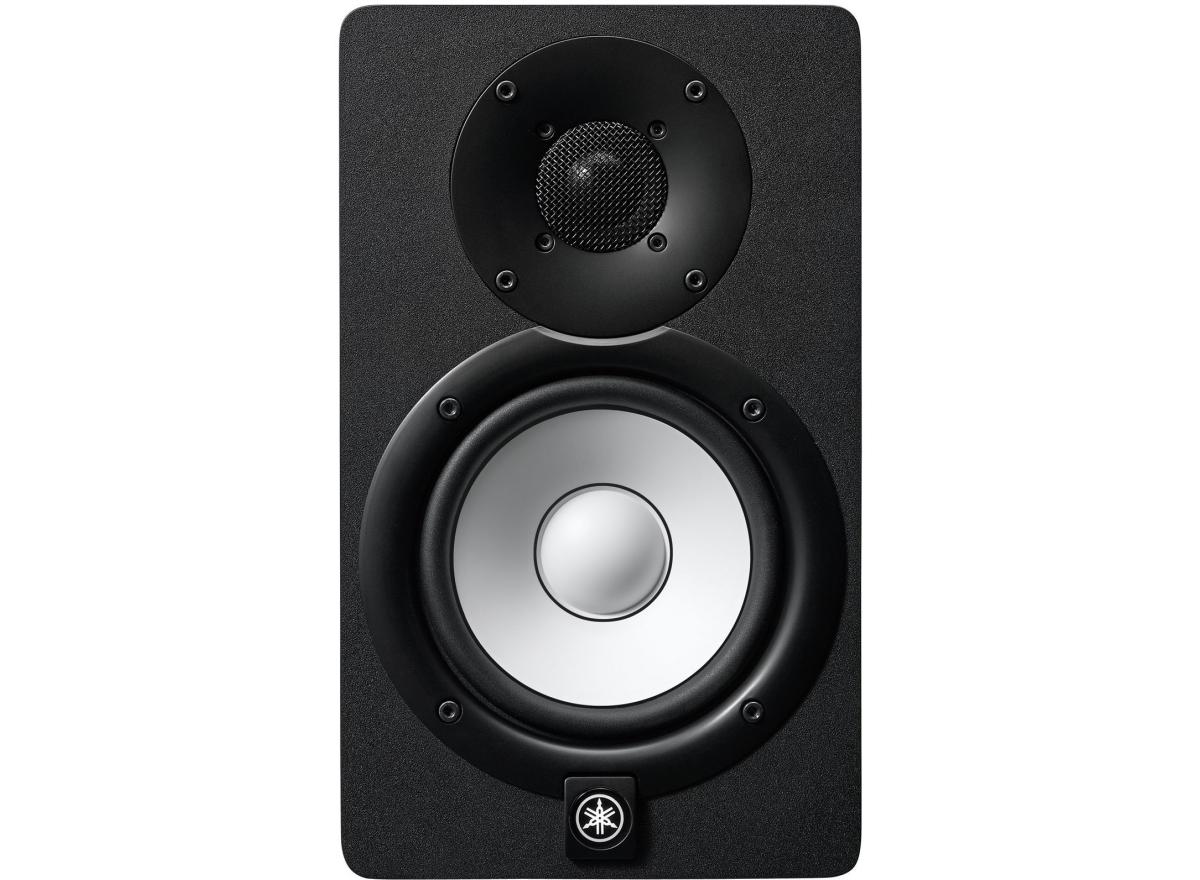 yamaha hs5 black studiomonitor aktiv monitor. Black Bedroom Furniture Sets. Home Design Ideas