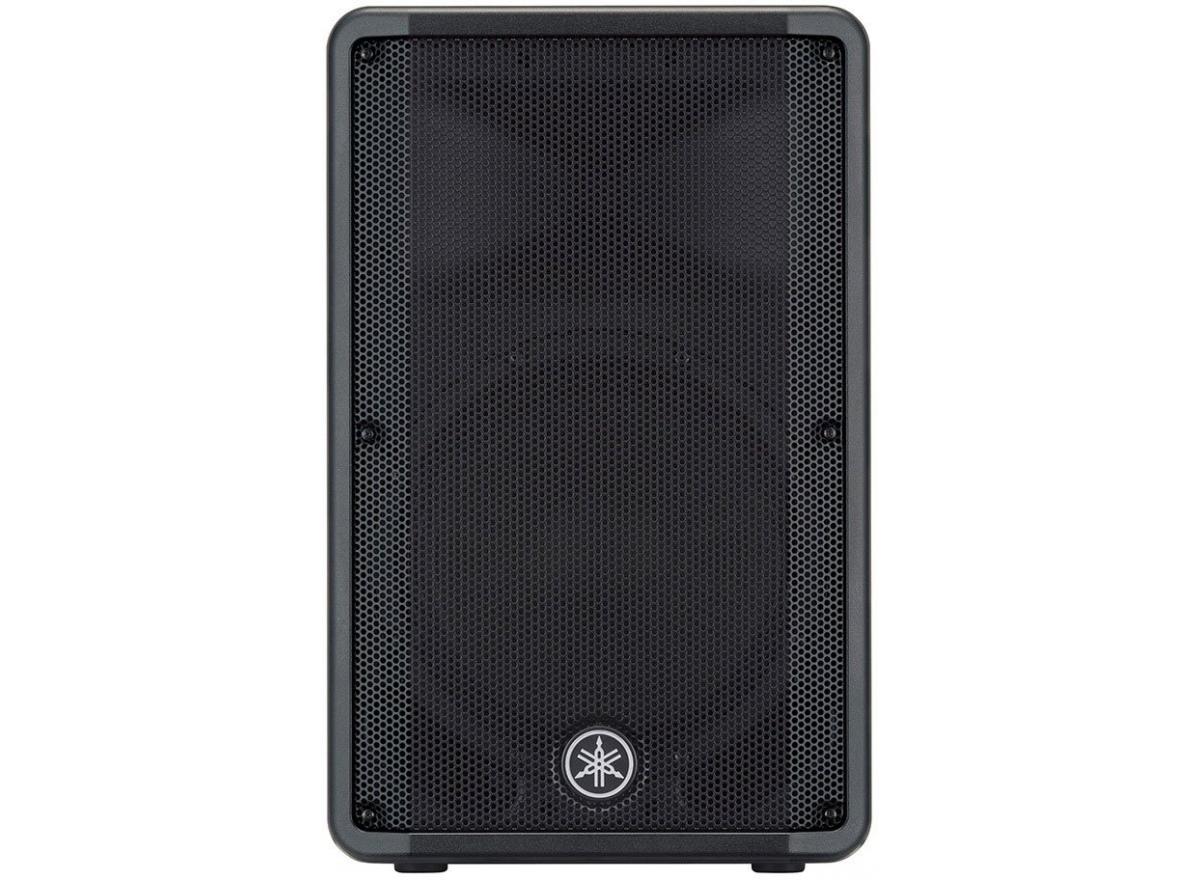yamaha dbr12 powered speaker system lautsprecher aktiv. Black Bedroom Furniture Sets. Home Design Ideas