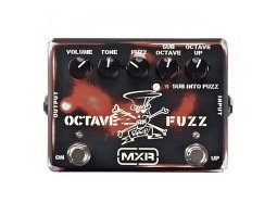 MXR SF01 Slash Signature Octave Fuzz Limited Edition