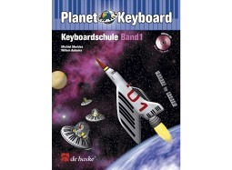 Planet Keyboard Band 1 - Michiel Merkies und Willem Aukema