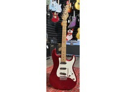Schecter Bundle Traditional US CandyApple Red SSS