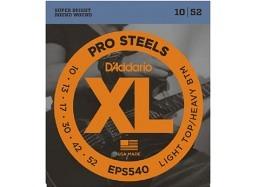 DADDARIO EPS540 Pro Steels .010-.052