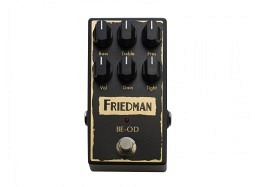 Friedman Amplification BE-OD - Browneye Overdrive