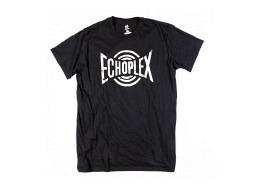 Dunlop Men's T-Shirt Echoplex Black, Large
