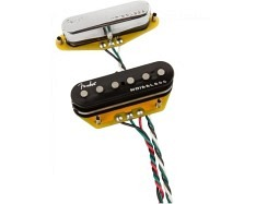 Fender Telecaster Pickups Set, Gen 4 Noiseless - Set 2 pieces
