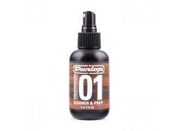 Dunlop 01 Fingerboard Cleaner & Prep Flasche 118 ml