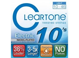 Cleartone EMP Coated Electric Guitar Strings 9410 Light 10-46