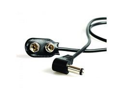 T-REX Battery clip cable, 50 cm
