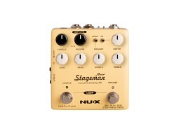 NUX Stageman Floor Acoustic Preamp & DI