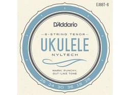 D'ADDARIO Nyltech 6-String Tenor EJ88T-6