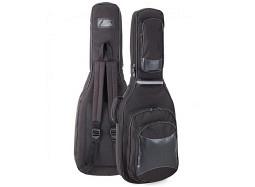 Stefy Line 4/4 Classic Guitar Gig Bag, padding 30mm, Black