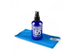 Dunlop Platinum 65 Pack Cleaner Polish & Microfiber Cloth