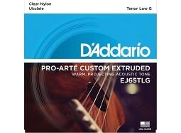 D'ADDARIO Pro Arte Tenor Low G EJ65TLG