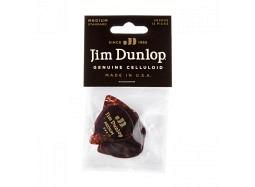 Dunlop Celluloid Classic Shell Medium Bag of 12