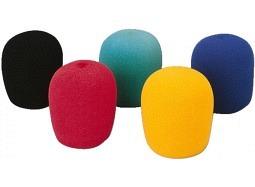 Monacor WS-5 Popschutz Set farbig